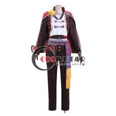画像1: あんさんぶるスターズ! デコレート♥深紅のショコラフェス 神崎颯馬 コスプレ衣装 (1)