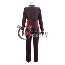 画像6: あんさんぶるスターズ! デコレート♥深紅のショコラフェス 神崎颯馬 コスプレ衣装 (6)