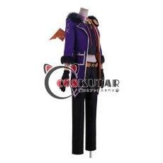 画像2: あんさんぶるスターズ! スカウト!噪音◆渦巻くホラーナイトハロウィン 明星スバル コスプレ衣装 (2)