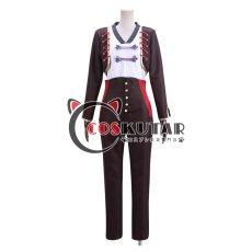 画像5: あんさんぶるスターズ! デコレート♥深紅のショコラフェス 神崎颯馬 コスプレ衣装 (5)