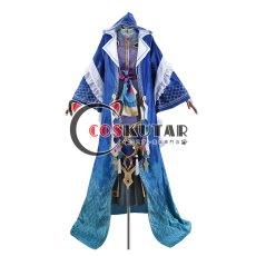 画像1: IDOLiSH7 アイドリッシュセブン 星巡りの観測者~Throne of the Stellar~ TRIGGER 九条天 コスプレ衣装 (1)