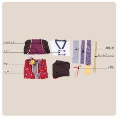 画像9: あんさんぶるスターズ! デコレート♥深紅のショコラフェス 神崎颯馬 コスプレ衣装 (9)