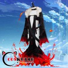 画像5: Fate/Grand Order FGO 虞美人 コスプレ衣装 霊基再臨 第三段階 最終再臨 (5)