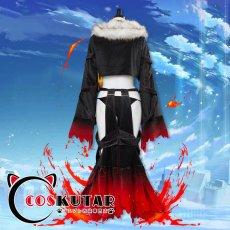 画像6: Fate/Grand Order FGO 虞美人 コスプレ衣装 霊基再臨 第三段階 最終再臨 (6)
