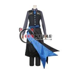 画像1: Fate/Grand Order 霊衣 グレイカラー ジェームズモリアーティ コスプレ衣装 (1)