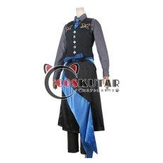 画像3: Fate/Grand Order 霊衣 グレイカラー ジェームズモリアーティ コスプレ衣装 (3)