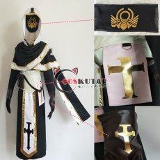 画像6: 第五人格 IdentityV 羊飼い 占い師 イライ・クラーク コスプレ衣装 (6)