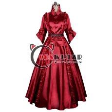 画像15:  第五人格 IdentityV 血の女王 マリー コスプレ衣装 (15)