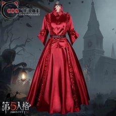 画像16: 在庫有り! 第五人格 IdentityV 血の女王 コスプレ衣装 (16)