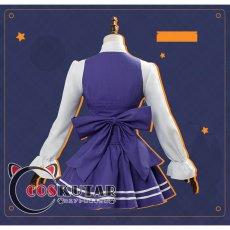 画像4: Fate/Grand Order FGO 四周年記念 英霊祭装 アルトリア・ペンドラゴン コスプレ衣装 (4)