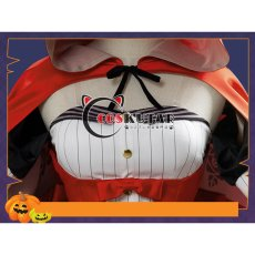 画像5: Fate/Grand Order FGO 四周年記念 英霊祭装 マリー・アントワネット コスプレ衣装 (5)