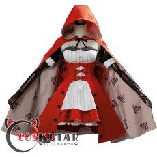 画像2: Fate/Grand Order FGO 四周年記念 英霊祭装 マリー・アントワネット コスプレ衣装 (2)