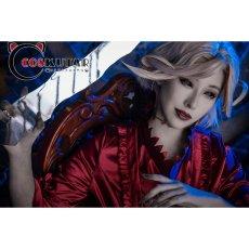 画像4:  第五人格 IdentityV 血の女王 マリー コスプレ衣装 (4)