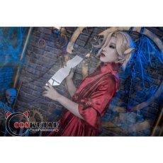 画像14:  第五人格 IdentityV 血の女王 マリー コスプレ衣装 (14)