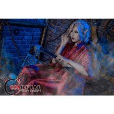画像12:  第五人格 IdentityV 血の女王 マリー コスプレ衣装 (12)