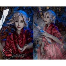画像2:  第五人格 IdentityV 血の女王 マリー コスプレ衣装 (2)