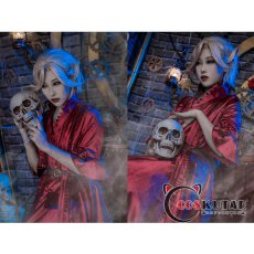 画像13:  第五人格 IdentityV 血の女王 マリー コスプレ衣装 (13)