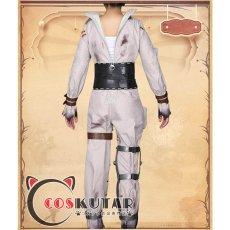 画像4: 第五人格 identityV 偽笑症 機械技師 トレイシー コスプレ衣装 (4)