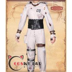 画像3: 第五人格 identityV 偽笑症 機械技師 トレイシー コスプレ衣装 (3)