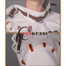 画像5: 第五人格 identityV 偽笑症 機械技師 トレイシー コスプレ衣装 (5)