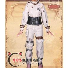 画像2: 第五人格 identityV 偽笑症 機械技師 トレイシー コスプレ衣装 (2)
