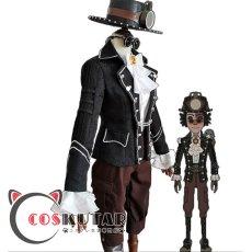画像3: 第五人格 IdentityV モグラ 探鉱者 ノートン・キャンベル コスプレ衣装 (3)