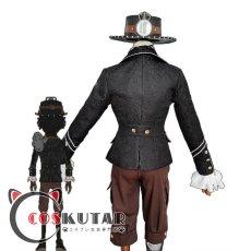 画像5: 第五人格 IdentityV モグラ 探鉱者 ノートン・キャンベル コスプレ衣装 (5)