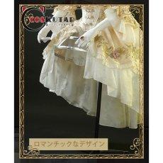 画像12: 第五人格 IdentityV 血祭り 血の女王 マリー コスプレ衣装 (12)