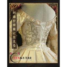 画像11: 第五人格 IdentityV 血祭り 血の女王 マリー コスプレ衣装 (11)