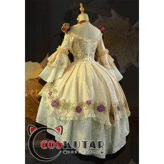 画像6: 第五人格 IdentityV 血祭り 血の女王 マリー コスプレ衣装 (6)