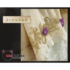 画像13: 第五人格 IdentityV 血祭り 血の女王 マリー コスプレ衣装 (13)