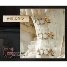 画像9: 第五人格 IdentityV 血祭り 血の女王 マリー コスプレ衣装 (9)