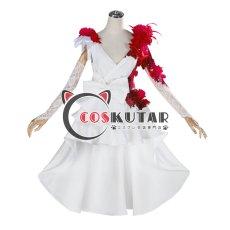 画像10: 第五人格 IdentityV スカーレットの新婦 調香師 ウィラ・ナイエル コスプレ衣装 (10)
