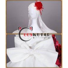 画像17: 第五人格 IdentityV スカーレットの新婦 調香師 ウィラ・ナイエル コスプレ衣装 (17)