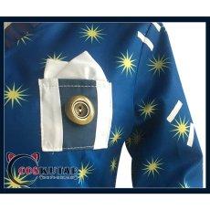 画像7: 第五人格 IdentityV 夢の中に出てくる人 納棺師 イソップ・カール コスプレ衣装 (7)