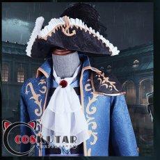 画像5: 第五人格 IdentityV フックキャプテン 一等航海士 ホセ・バーデン コスプレ衣装 (5)
