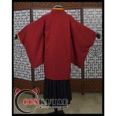 画像4: 鬼滅の刃 日の呼吸の剣士 継国縁壱 コスプレ衣装 (4)