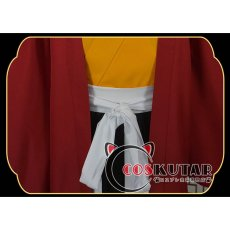 画像6: 鬼滅の刃 日の呼吸の剣士 継国縁壱 コスプレ衣装 (6)