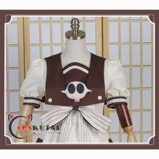 画像4: 地縛少年花子くん 八尋寧々 コスプレ衣装 (4)