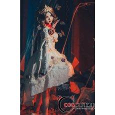 画像4: 第五人格 IdentityV 血祭り 血の女王 マリー コスプレ衣装 (4)
