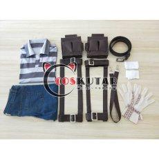 画像15: 第五人格 IdentityV 囚人 コスプレ衣装 (15)