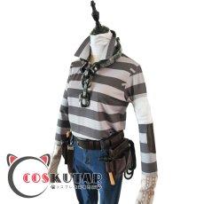 画像13: 第五人格 IdentityV 囚人 コスプレ衣装 (13)