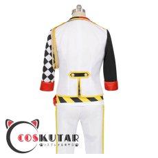 画像3: ツイステッドワンダーランド ツイステ トレイ・クローバー コスプレ衣装 (3)