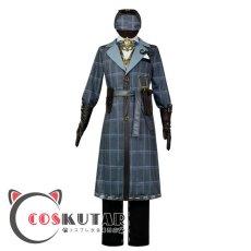 画像2: 第五人格 identityV Mr.ミステリー 傭兵 ナワーブ・サベダー コスプレ衣装 (2)