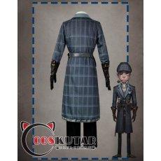画像5: 第五人格 identityV Mr.ミステリー 傭兵 ナワーブ・サベダー コスプレ衣装 (5)