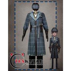 画像3: 第五人格 identityV Mr.ミステリー 傭兵 ナワーブ・サベダー コスプレ衣装 (3)