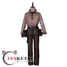 画像2: 第五人格 IdentityV ボア 囚人 コスプレ衣装 (2)