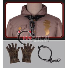 画像8: 第五人格 IdentityV ボア 囚人 コスプレ衣装 (8)