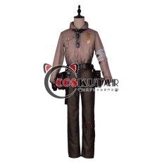 画像1: 第五人格 IdentityV ボア 囚人 コスプレ衣装 (1)