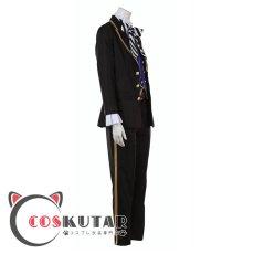 画像3: ツイステッドワンダーランド ツイステ 制服 エペル・フェルミエ コスプレ衣装 (3)